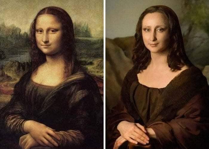 Coisa de quarentena museus pedem e pessoas recriam obras de arte em casa Este e o resultado 1