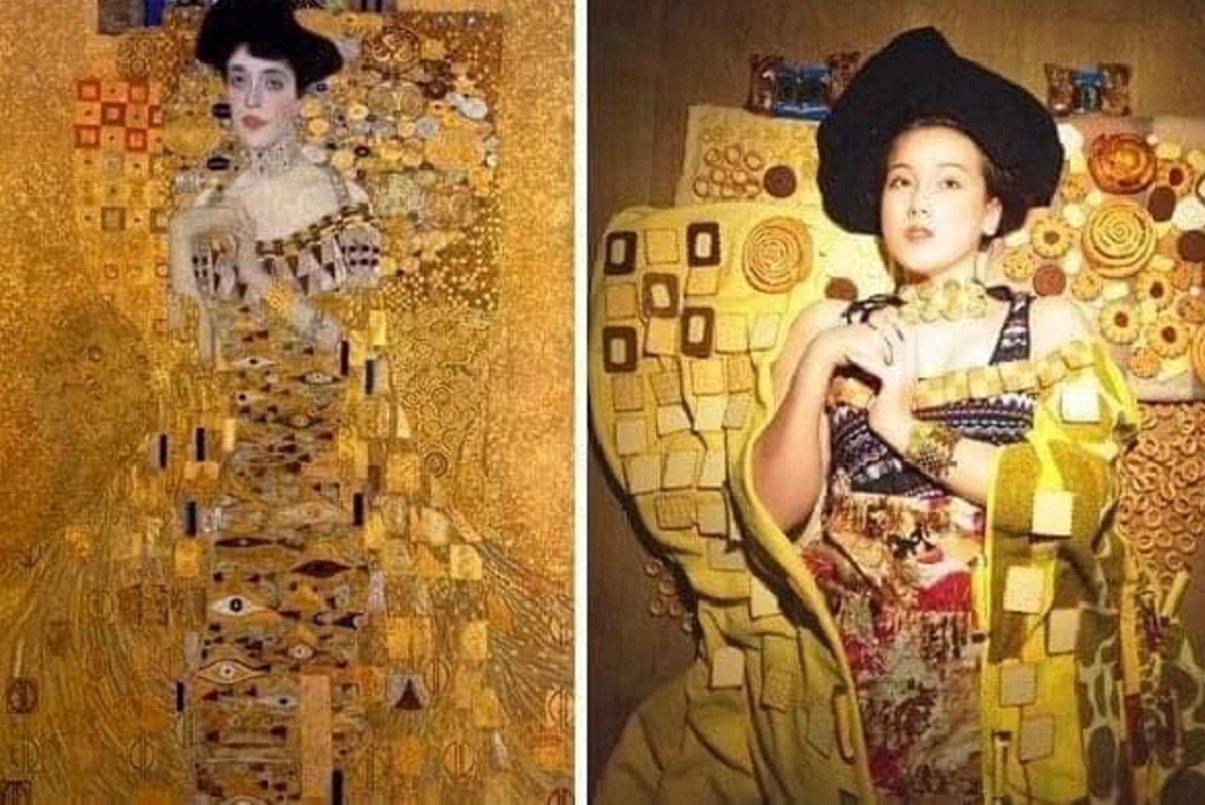 Obras de arte caseiras: museus pedem e pessoas recriam obras em casa durante quarentena. Este é o resultado!