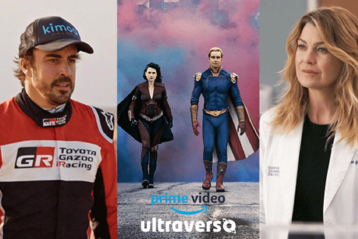 Filmes e Series que chegarao a Amazon Prime em setembro de 2020