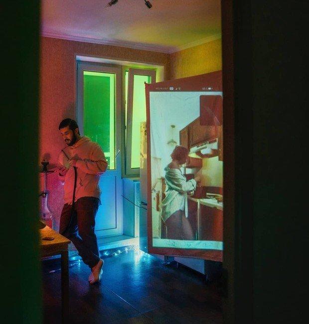 Fotografo registra fantasmas no apartamento Karman Verdi realiza uma sessao de fotos incomum na quarentena 5
