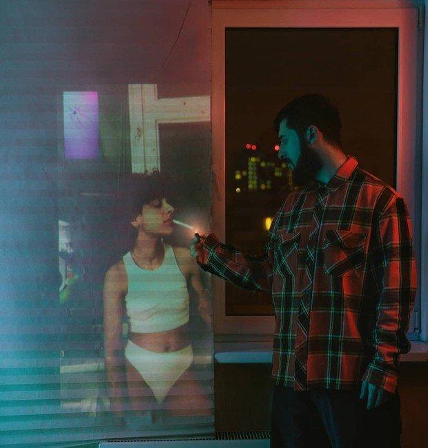 Fotografo registra fantasmas no apartamento Karman Verdi realiza uma sessao de fotos incomum na quarentena 8