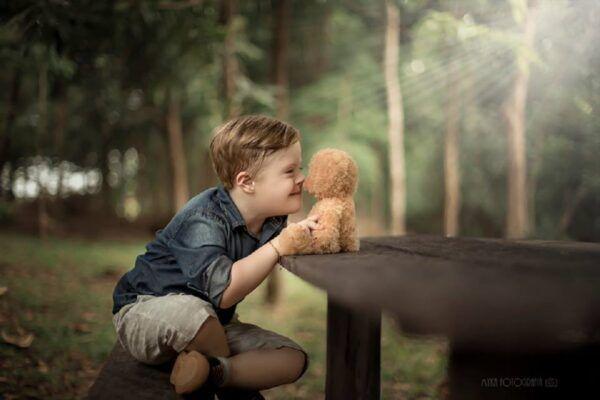 Mykaella Carbonera fotografa faz ensaio com criancas com deficiencia e mostra como unir profissionalismo e empatia 2