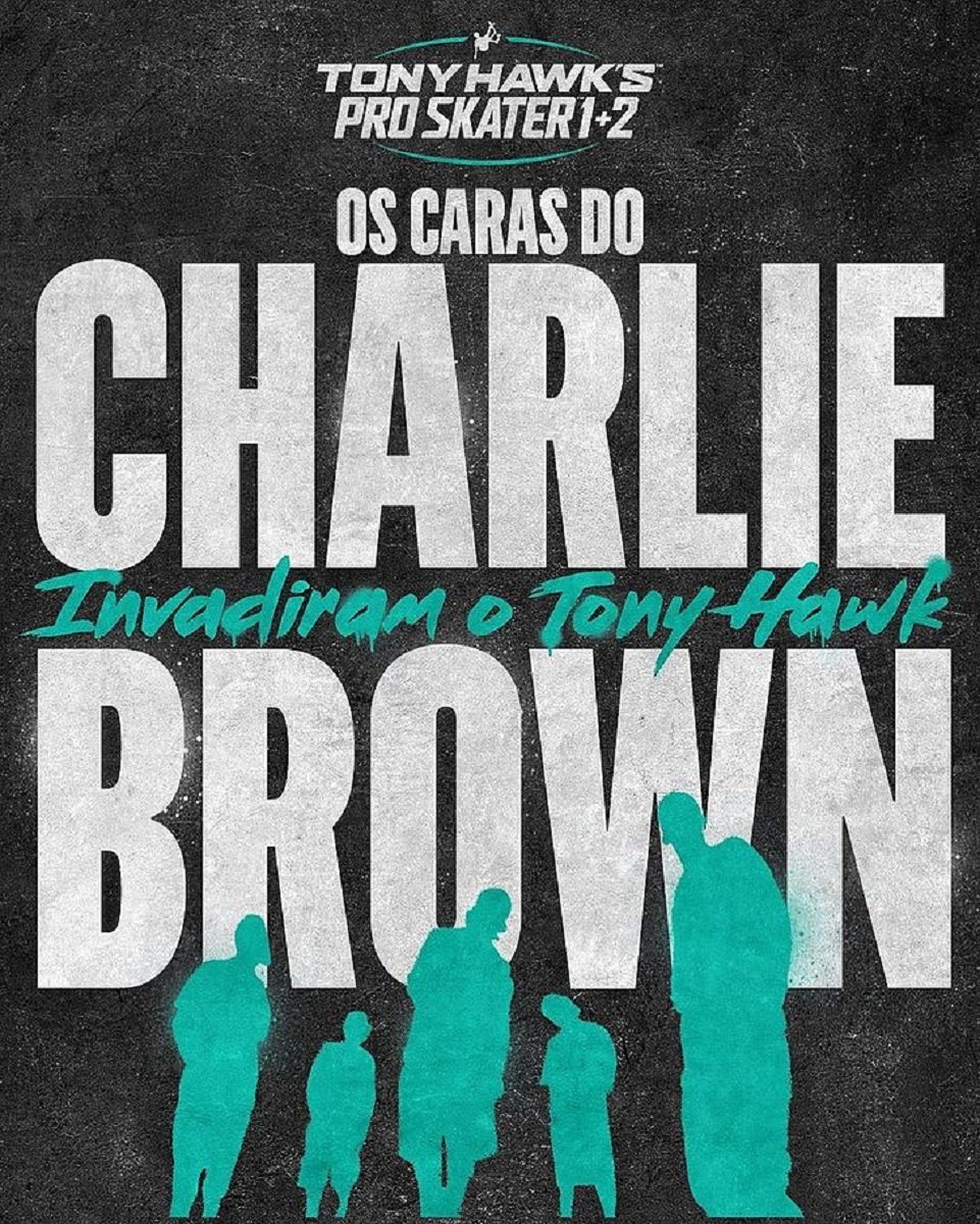 Tony Hawks Pro Skater Confisco musica de Charlie Brown Jr estara na trilha da iconica serie de skate 2