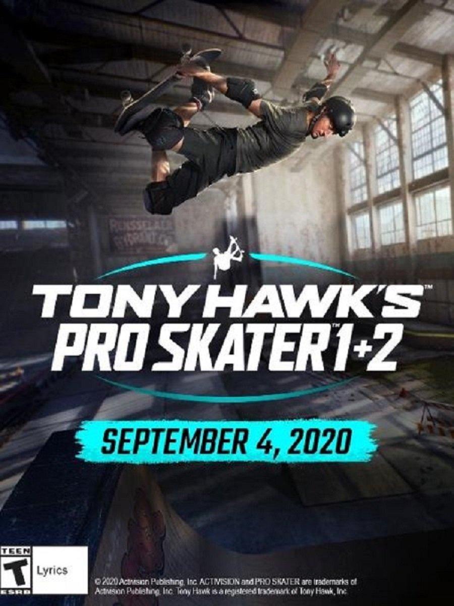 Tony Hawks Pro Skater Confisco musica de Charlie Brown Jr estara na trilha da iconica serie de skate 3
