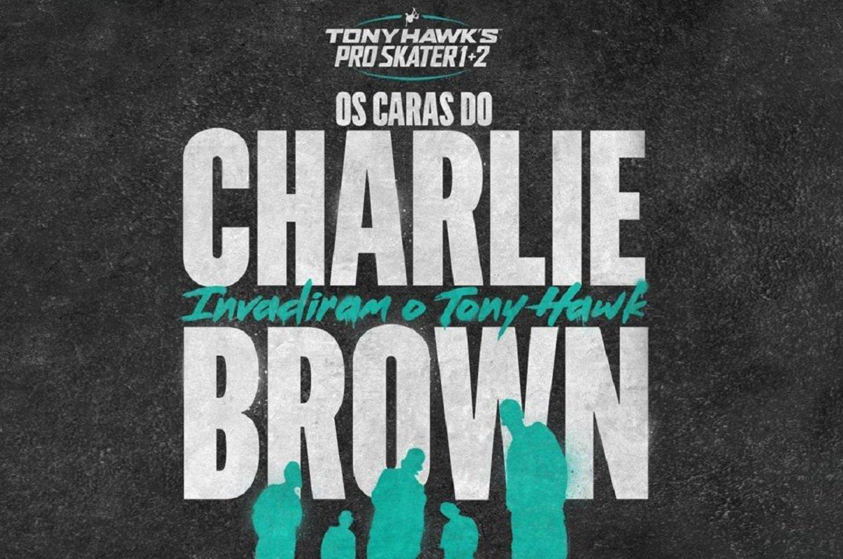 """Tony Hawk's Pro Skater 1+2: """"Confisco"""", música do Charlie Brown Jr., estará na trilha da icônica série de skate"""