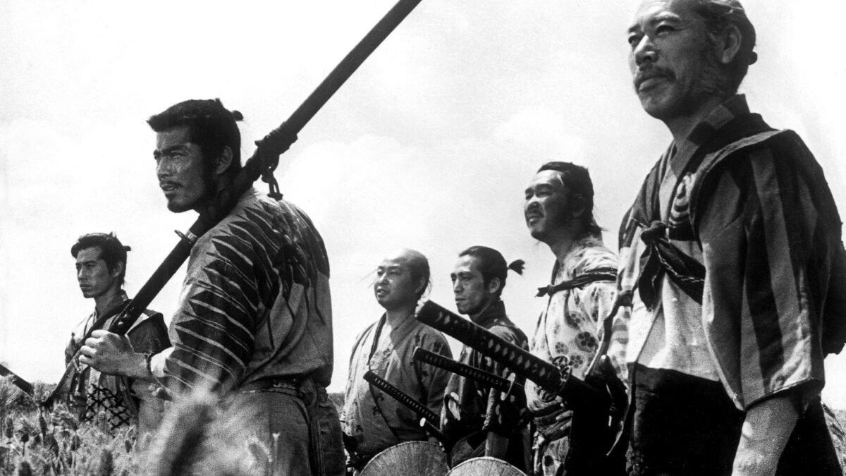 """5 Filmes de Samurai para quem gostou do jogo """"Ghost of Tsushima"""""""
