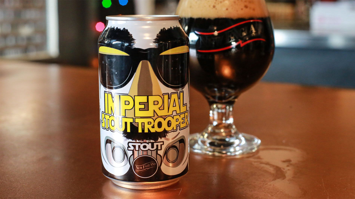 imperial stout trooper star wars