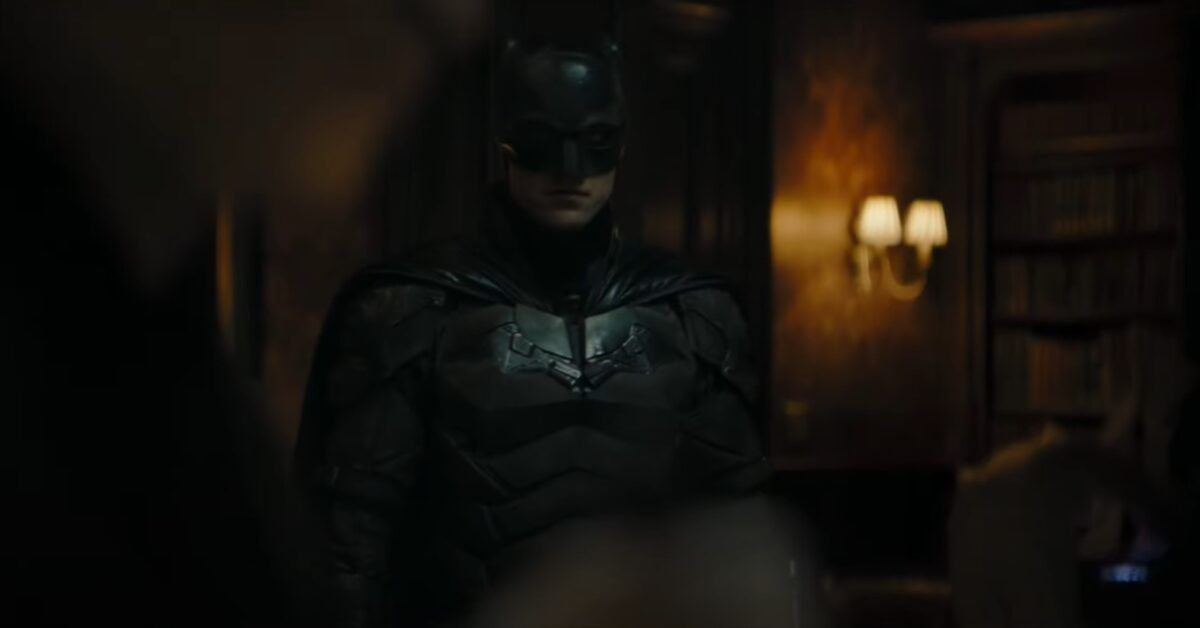 Trailer de The Batman e o futuro da DC nos cinemas