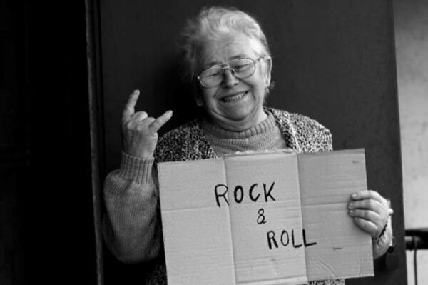 vovo do rock