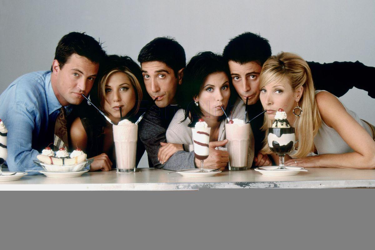Séries que atores de Friends participaram após fim da sitcom