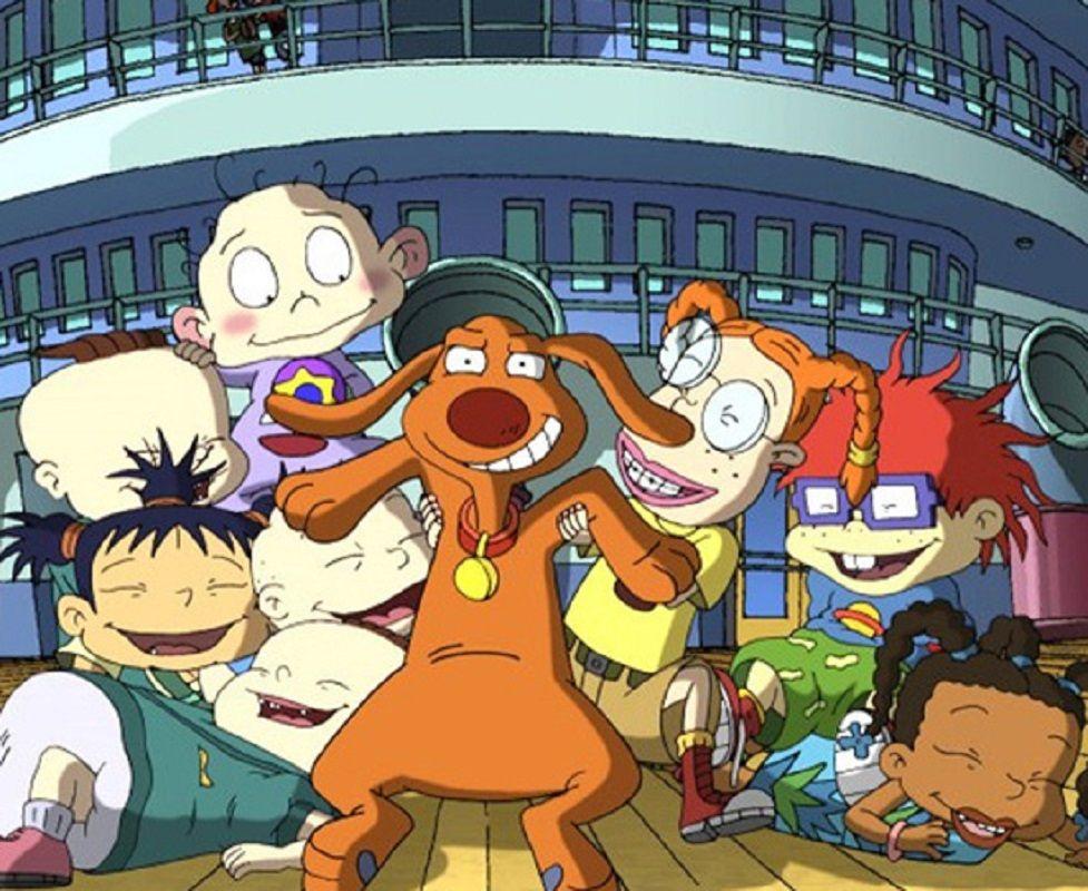 Crossovers de desenhos animados confira 7 vezes em que as animacoes se encontraram 8
