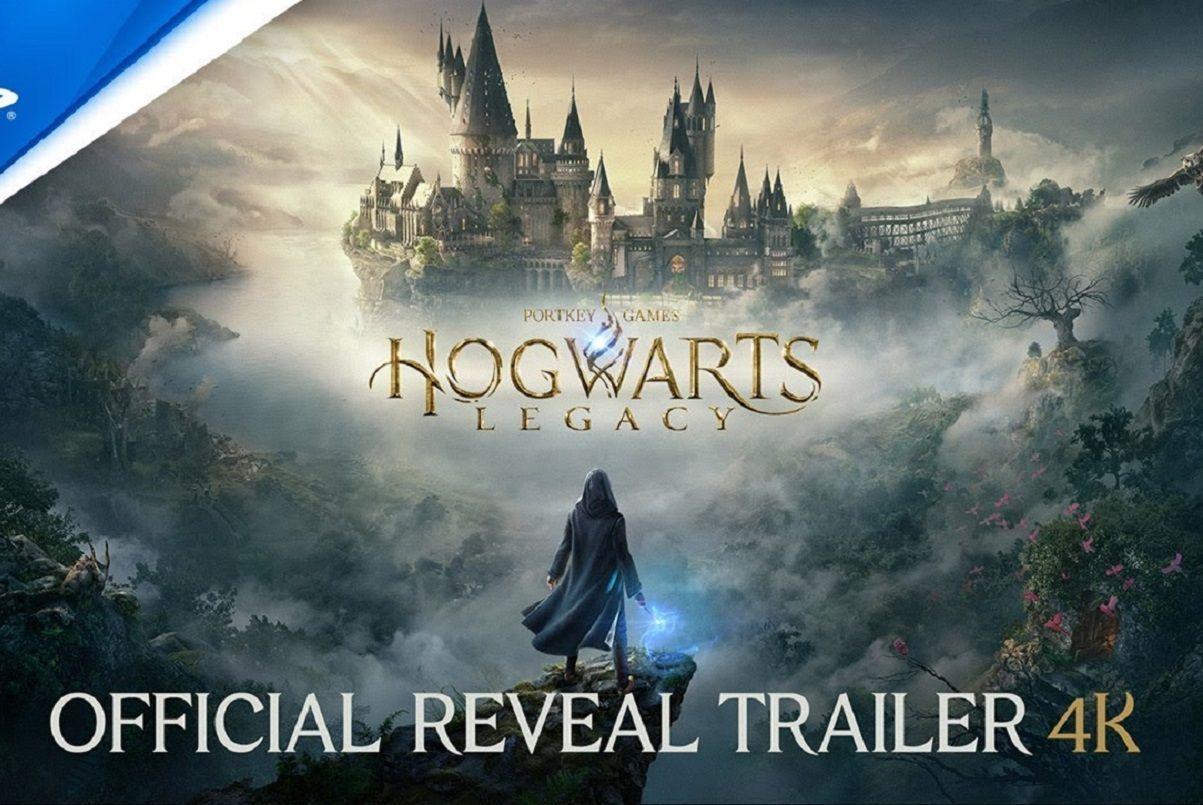 Hogwarts Legacy: confira o trailer do jogo de Harry Potter