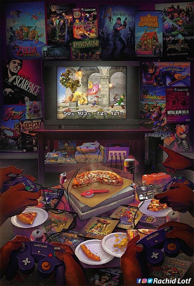 Ilustracoes dos anos 90 essas imagens trarao boas memorias nostalgicas 5