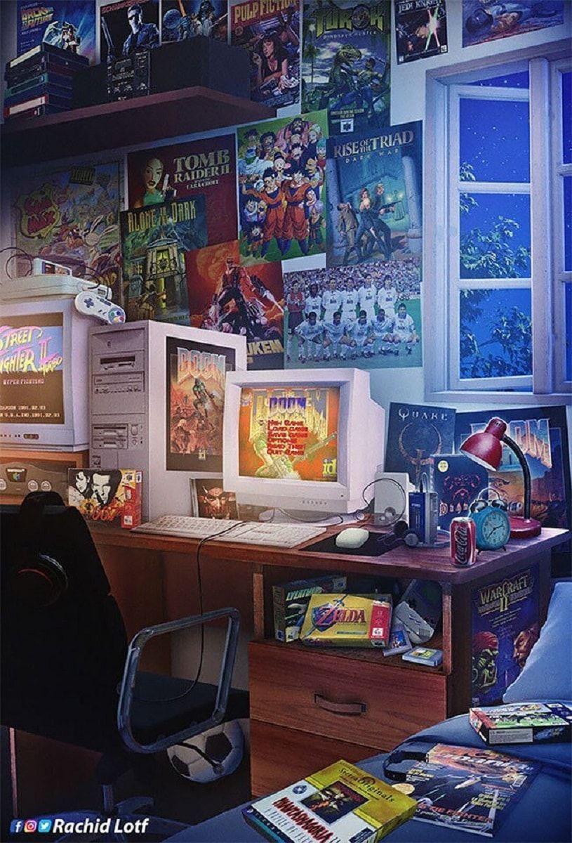 Ilustracoes dos anos 90 essas imagens trarao boas memorias nostalgicas 9