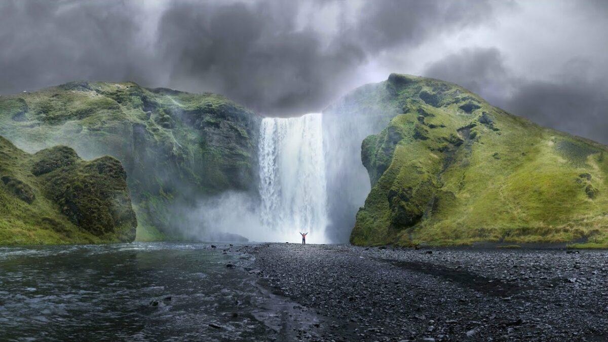 Islandia A ilha de Gelo e Fogo