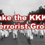 Ku Klux Klan seja considerada uma organizacao terrorista 3