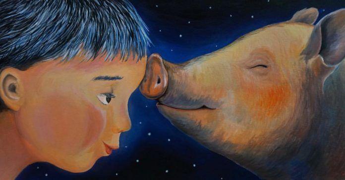 Samantha Fung chinesa cria ilustracoes para estimular compaixao pelos animais 5