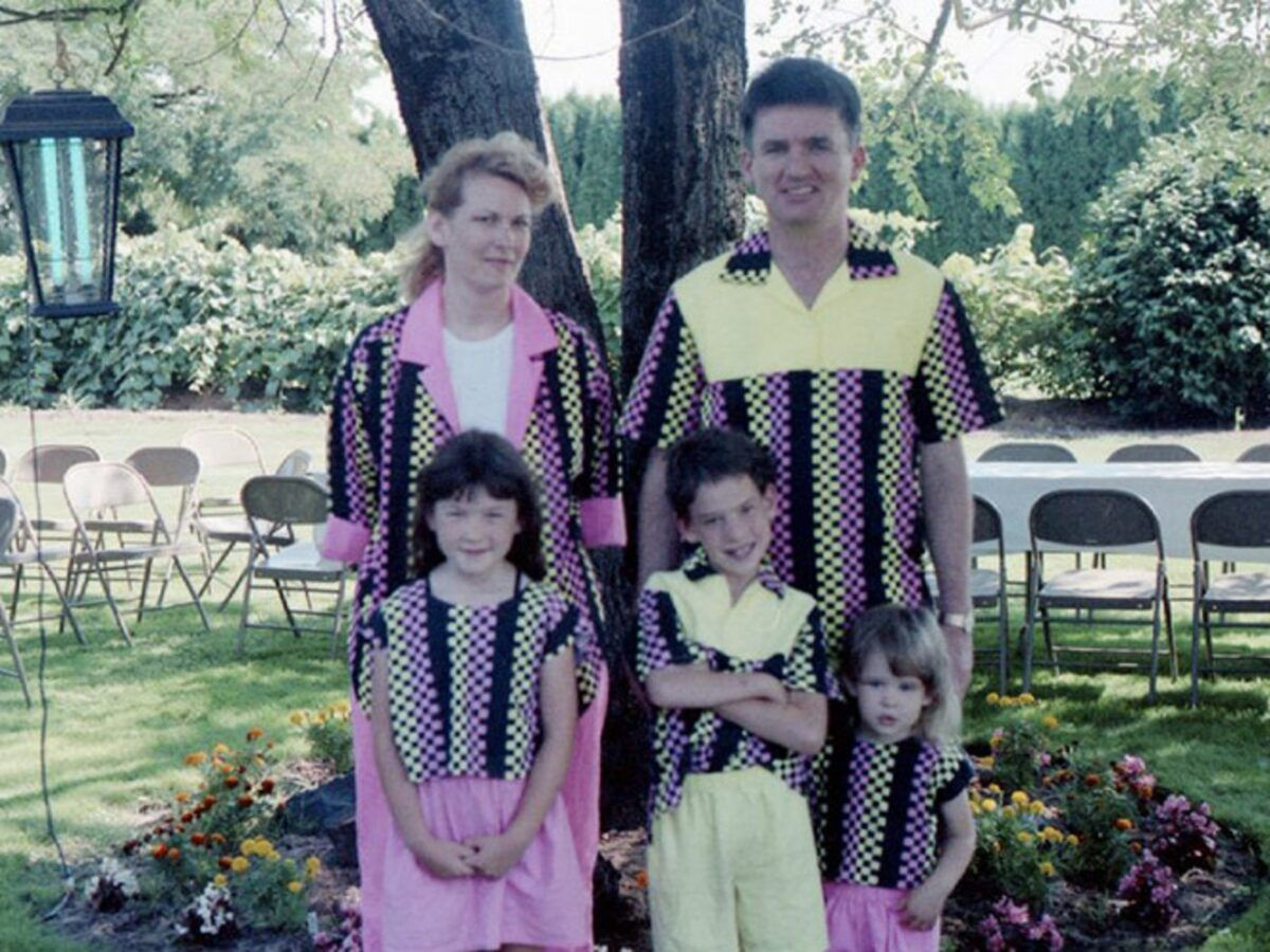 Se voce acha que as suas fotos de familia sao as piores e porque nao viu essas 10
