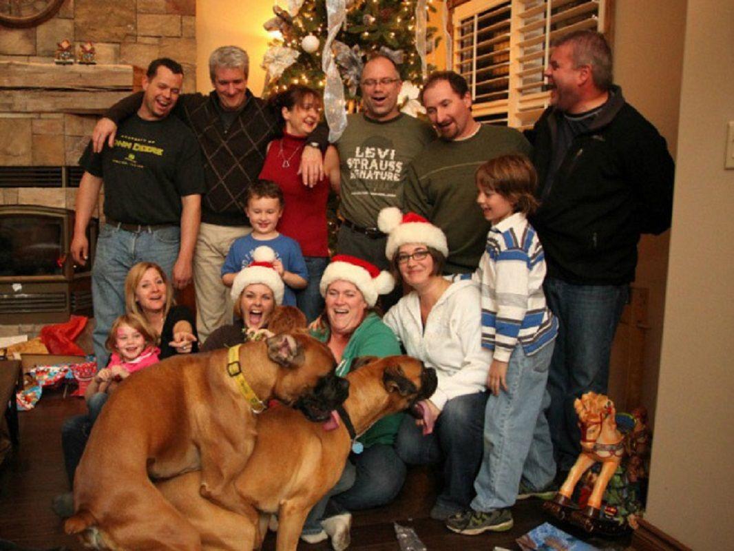 Se voce acha que as suas fotos de familia sao as piores e porque nao viu essas 13