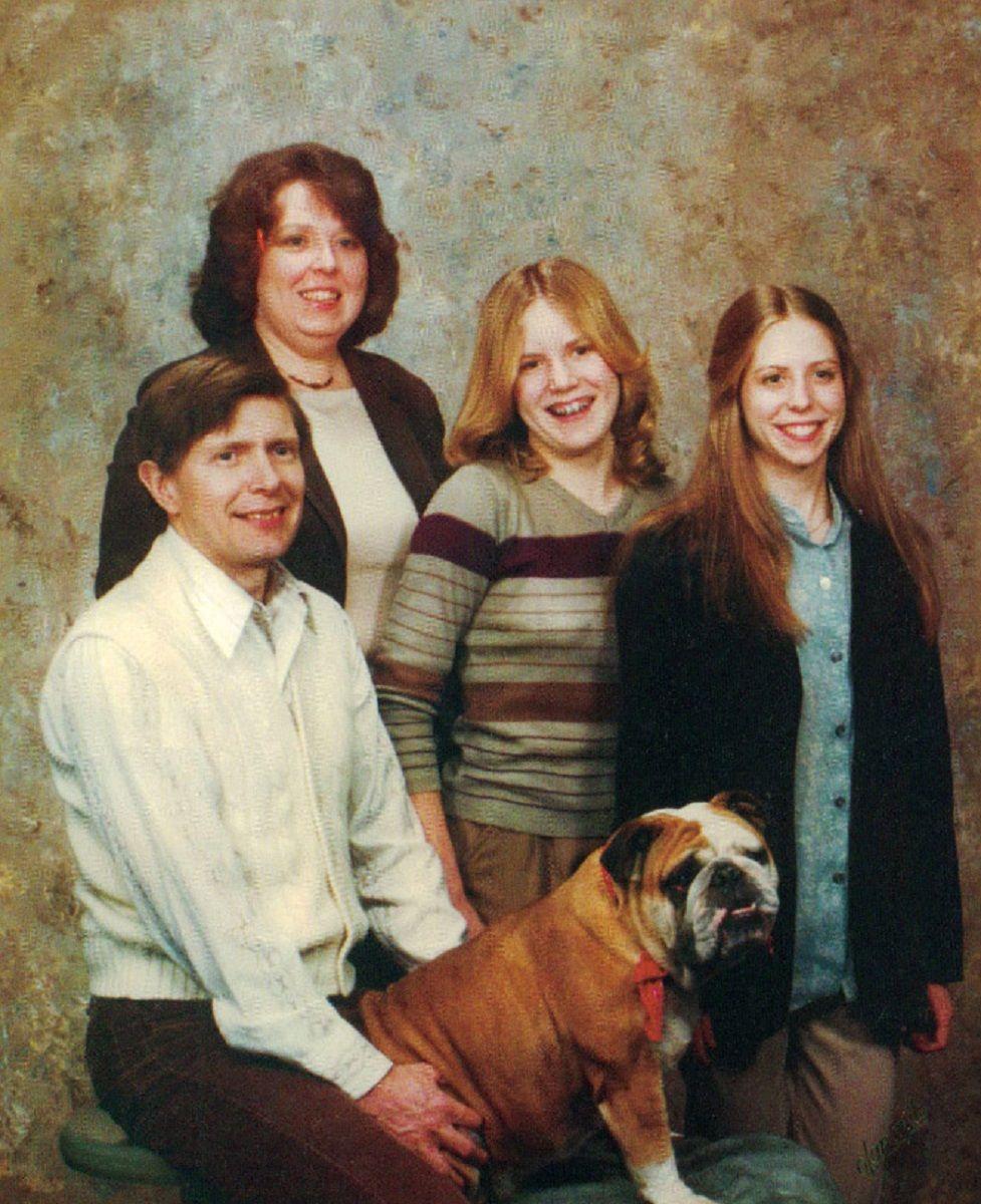 Se voce acha que as suas fotos de familia sao as piores e porque nao viu essas 18