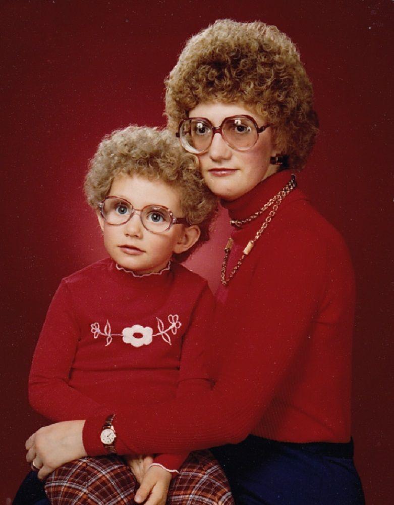 Se voce acha que as suas fotos de familia sao as piores e porque nao viu essas 22