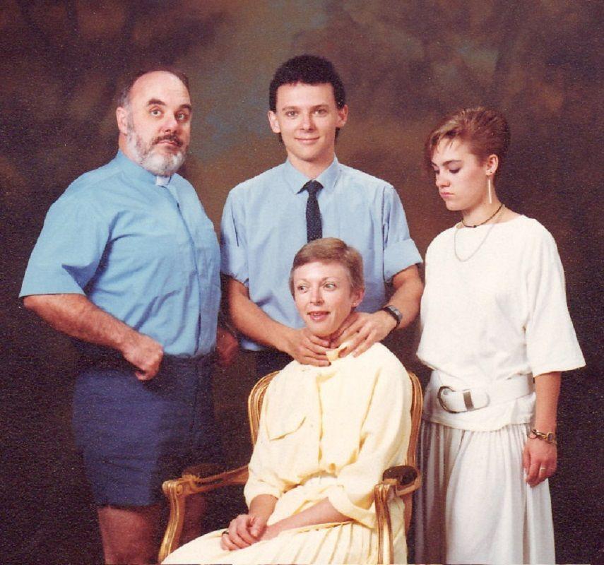 Se voce acha que as suas fotos de familia sao as piores e porque nao viu essas 5