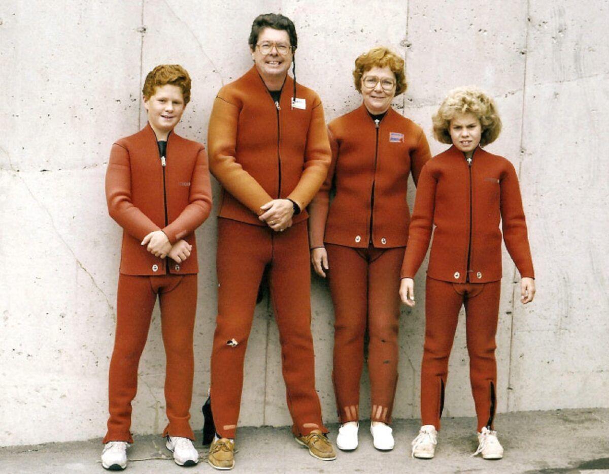 Se voce acha que as suas fotos de familia sao as piores e porque nao viu essas 6