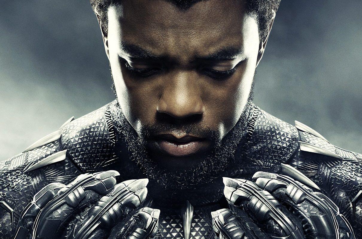 Homenagens ao nosso eterno Pantera Negra. Obrigado, Chadwick Boseman!