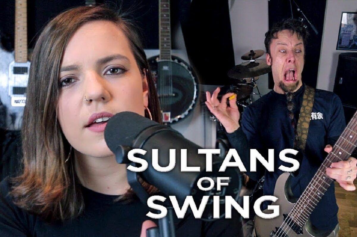 Versao metal de alguns classicos Tem Sultans Of Swing Californication Zombie e Mais