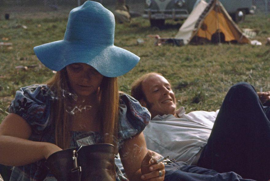 Woodstock 1969 E se a gente resgatar o estilo hippie de volta 10