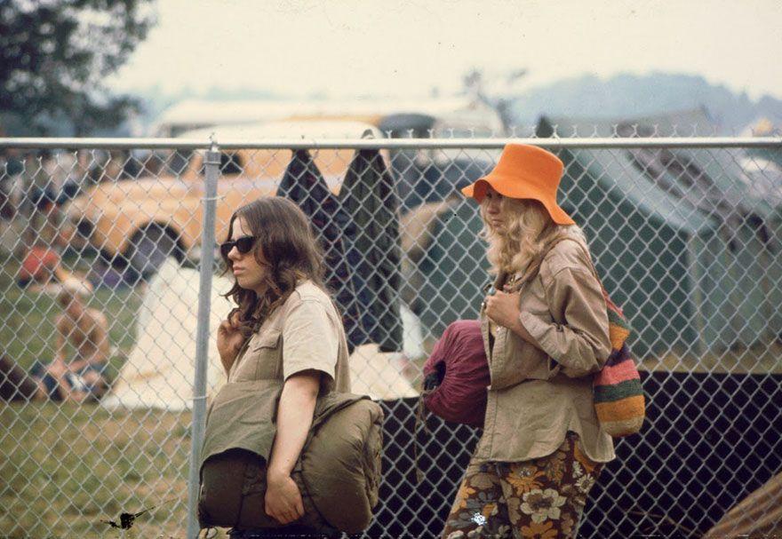 Woodstock 1969 E se a gente resgatar o estilo hippie de volta 11