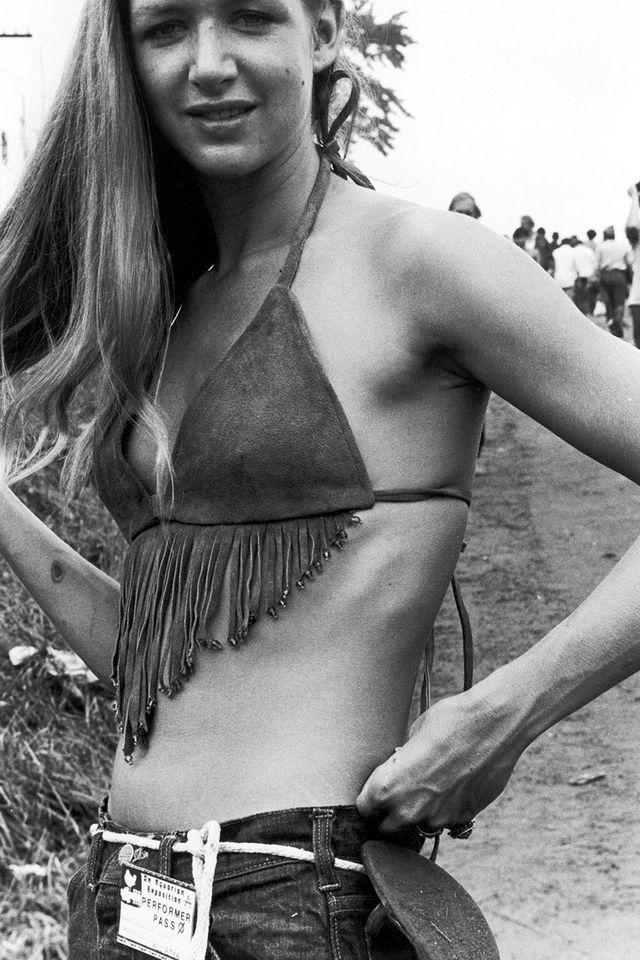 Woodstock 1969 E se a gente resgatar o estilo hippie de volta 14