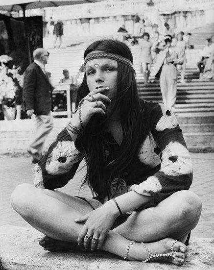 Woodstock 1969 E se a gente resgatar o estilo hippie de volta 16