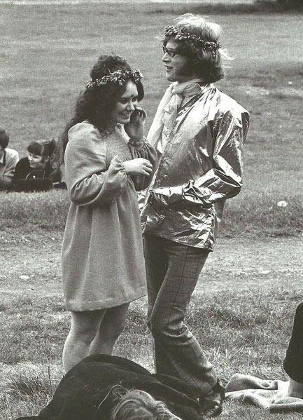 Woodstock 1969 E se a gente resgatar o estilo hippie de volta 17