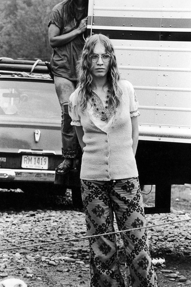 Woodstock 1969 E se a gente resgatar o estilo hippie de volta 20