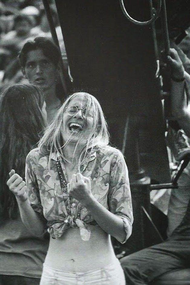 Woodstock 1969 E se a gente resgatar o estilo hippie de volta 21