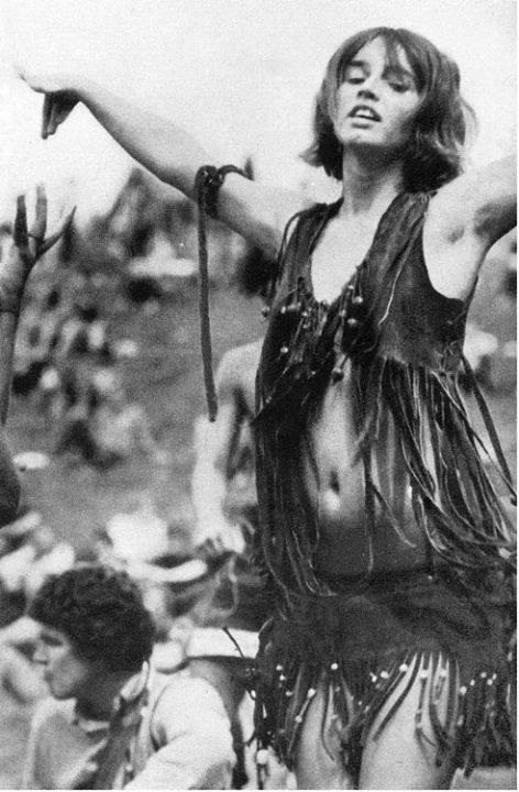 Woodstock 1969 E se a gente resgatar o estilo hippie de volta 22