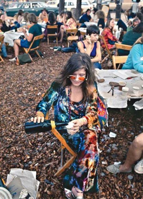 Woodstock 1969 E se a gente resgatar o estilo hippie de volta 23