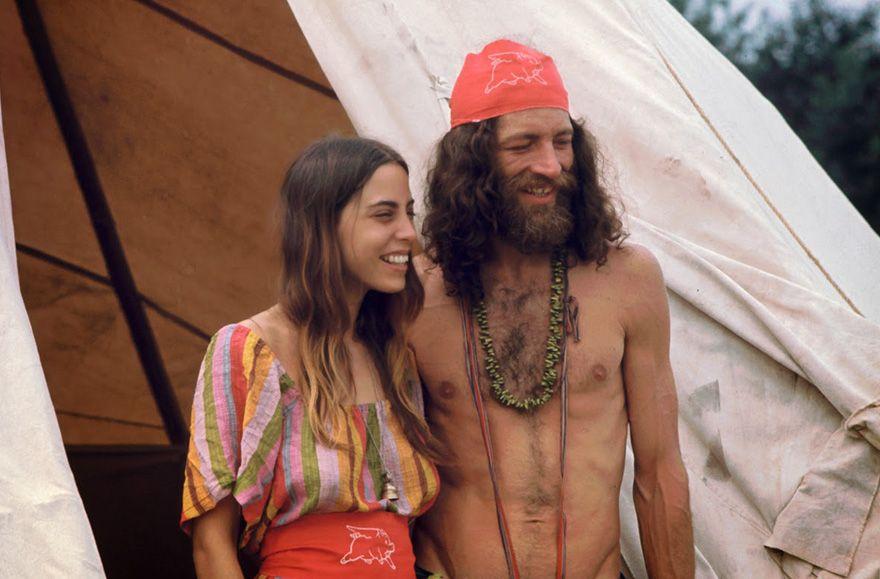Woodstock 1969 E se a gente resgatar o estilo hippie de volta 24