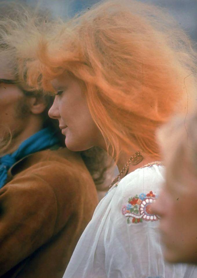 Woodstock 1969 E se a gente resgatar o estilo hippie de volta 25