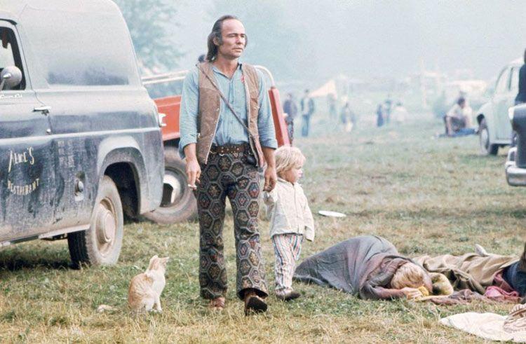 Woodstock 1969 E se a gente resgatar o estilo hippie de volta 26