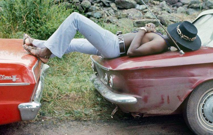 Woodstock 1969 E se a gente resgatar o estilo hippie de volta 31