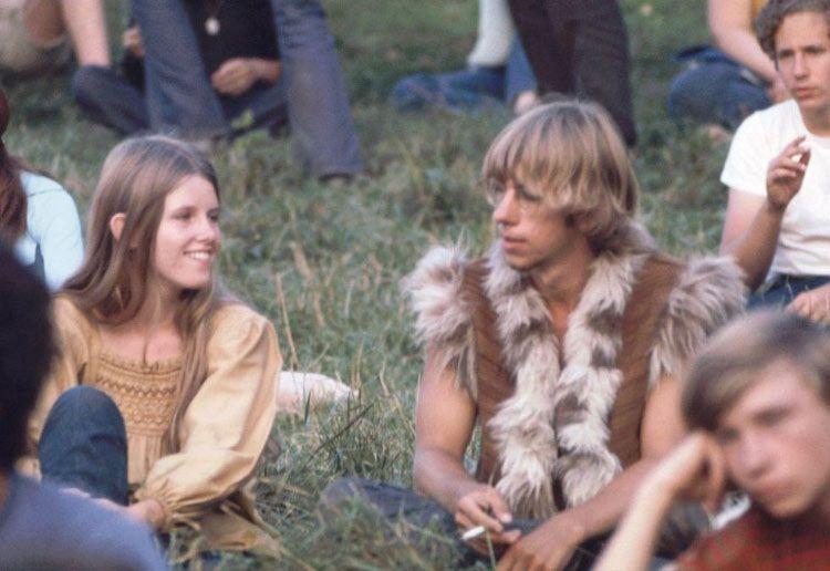 Woodstock 1969 E se a gente resgatar o estilo hippie de volta 32