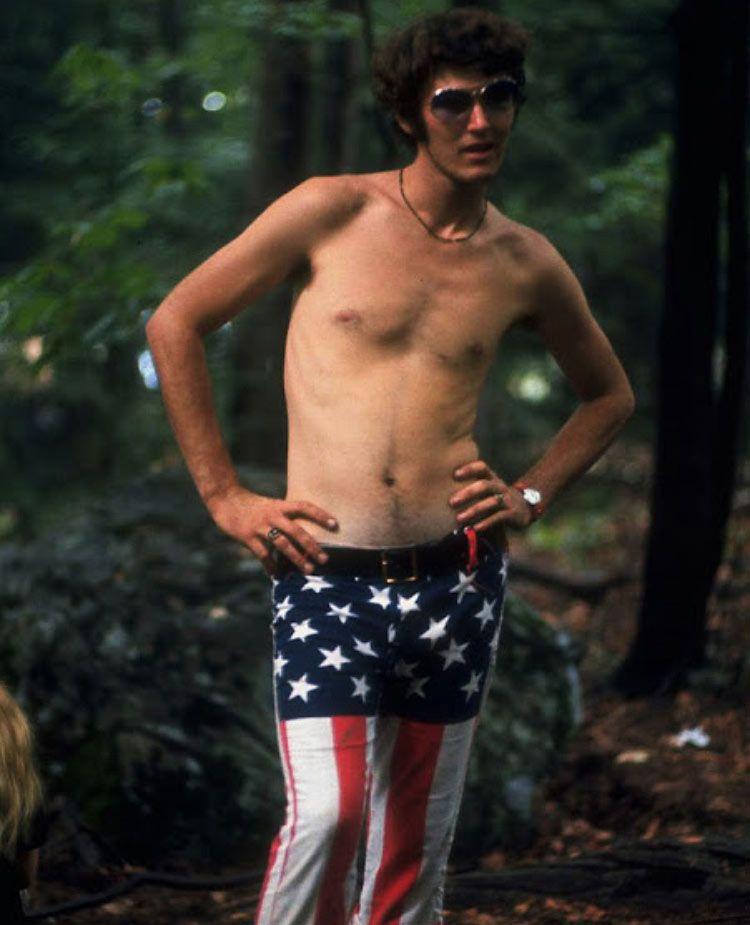 Woodstock 1969 E se a gente resgatar o estilo hippie de volta 33