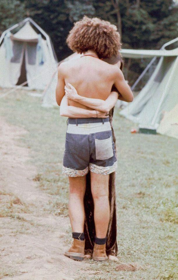 Woodstock 1969 E se a gente resgatar o estilo hippie de volta 34