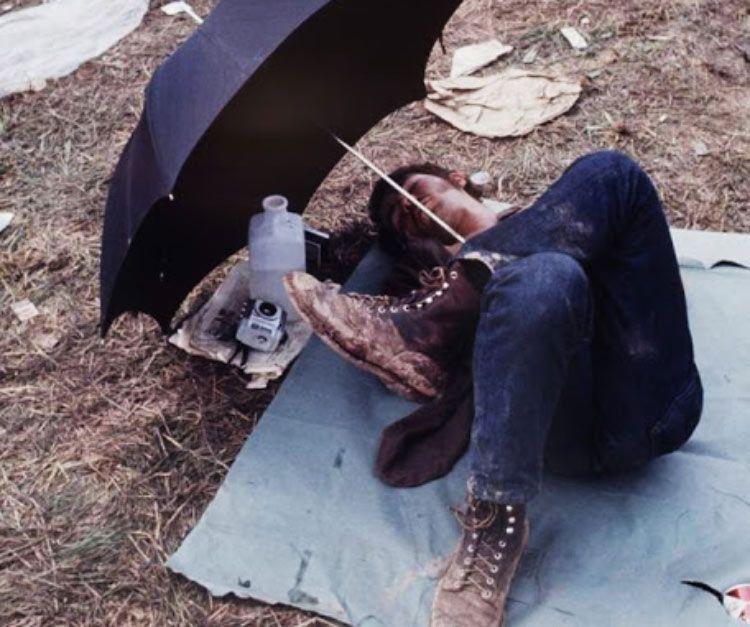 Woodstock 1969 E se a gente resgatar o estilo hippie de volta 35