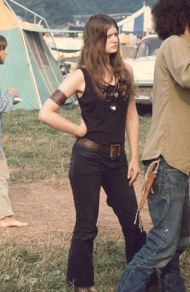 Woodstock 1969 E se a gente resgatar o estilo hippie de volta 4