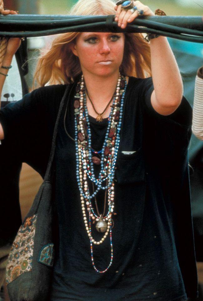 Woodstock 1969 E se a gente resgatar o estilo hippie de volta 6