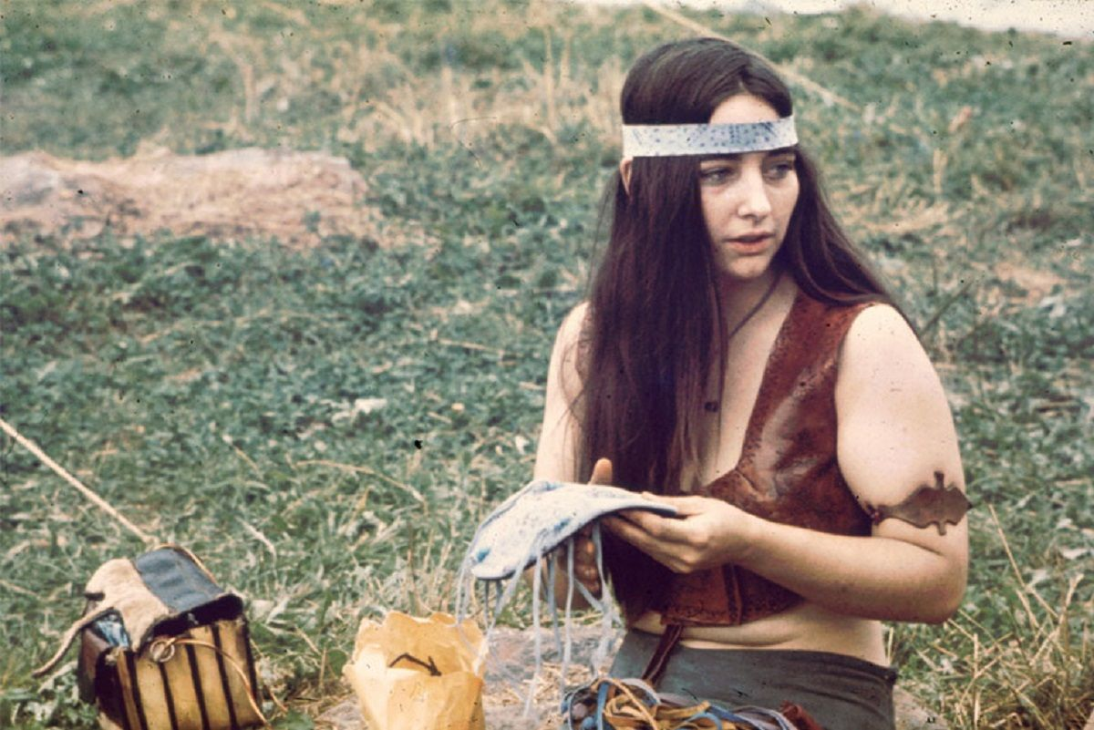 Woodstock 1969 E se a gente resgatar o estilo hippie de volta 9