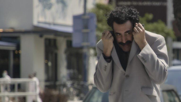Critica Borat 2 Fita de Cinema Seguinte Amazon Prime 1